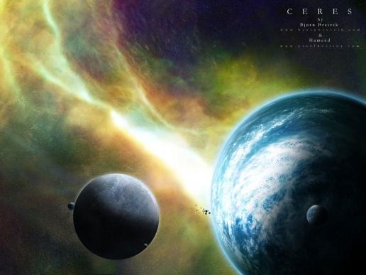 Информация о Планете Церера