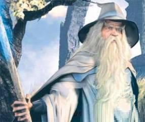 Бородатый волшебник